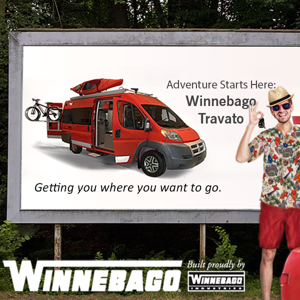 Winnebago Travato Ad Thumbnail Image